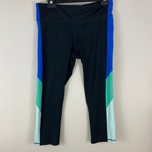 Champion Black 3/4 Athletic Active Leggings Capri